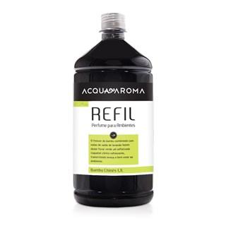 Refil Perfume Para Ambientes Acqua Aroma 1,1L Bambu Chinês