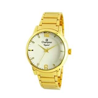 Relógio Champion Crystal Feminino Cn25529H- Dourado