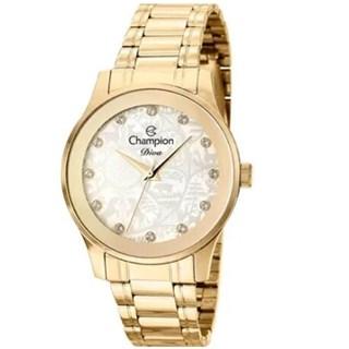 Relógio Champion Diva Feminino- Dourado