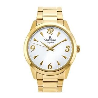 Relógio Champion Elegance Feminino - Dourado