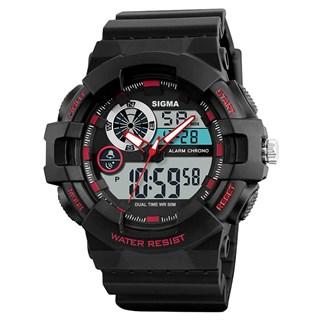 Relógio Sigma SI03AD-R