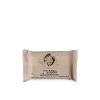 Sabonete Esfoliante The Body Shop Leite de Baobá 100g