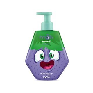 Shampoo Infantil Mahogany Móh Limpinho