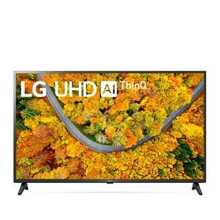 """Smart Tv LG 43"""" UP7500 4K UHD Compatível Com Inteligência Artificial ThinQ AI Google Assistente Alexa"""