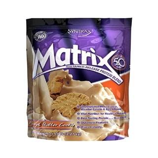Syntrax Matrix 5.0 Peanut Butter 5Lbs