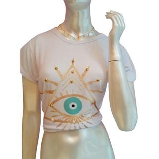 T-Shirt My Choice Olho De Deus
