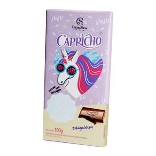 Tablete Capricho Recheado Brigadeiro Cacau Show 100g