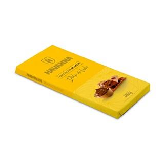 Tablete de Chocolate Ao Leite Havanna 100g