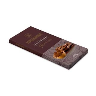 Tablete de Chocolate Meio Amargo Havanna 100g