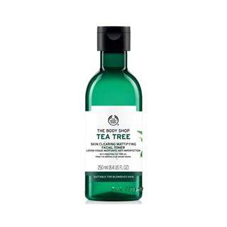 Tônico de Limpeza Facial The Body Shop Tea Tree 250ml
