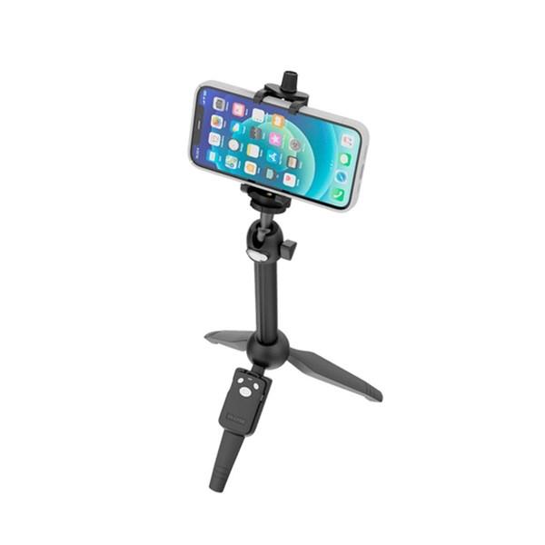 Tripod Reach VX Case para Smartphones e Câmeras - Preto