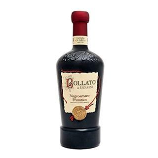 Vinho Bollato Negoamaro Primitivo 750ml