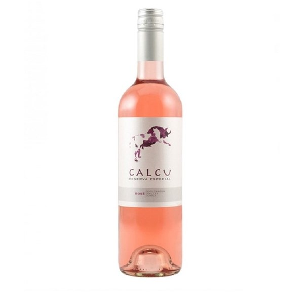 Vinho Calcu Reserva Rose 750ml