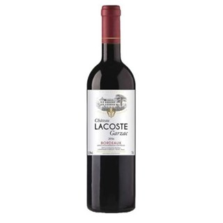 Vinho Chateau Lacoste Garzac Tinto 750ml