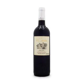 Vinho Le Cazelou Pays D'oc Les Vignerons de Fontès Tinto 750ml