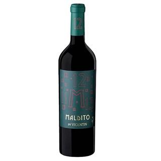 Vinho Vicentin Maldito Malbec 750ml