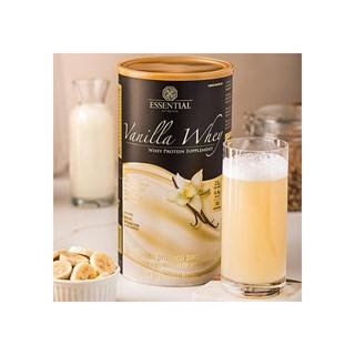 Whey Protein Supplement Vanilla Whey 900g Essential